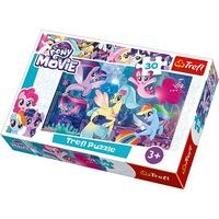 Пазли - (30 елм.) - Приєднуємось до веселощів / Hasbro My Little Pony