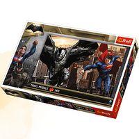 Пазли - (160 елм.) - Бетмен проти Супермена / Warner Batman проти Супермена: Світанок Justic