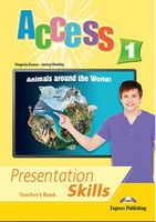 ACCESS 1 PRESENTATION SKILLS TEACHER'S BOOK