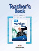 CAREER PATHS  MERCHANT NAVY ( ESP) TEACHER'S  BOOK