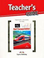 CAREER PATHS  RAIL TRANSPORTATION ( ESP)  TEACHER'S GUIDE