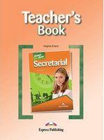 CAREER PATHS  SECRETARIAL ( ESP) TEACHER'S BOOK