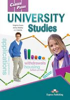 CAREER PATHS  UNIVERSITY STUDIES (ESP) STUDENT'S BOOK