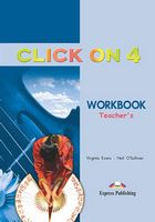Click On 4 Teacher's Workbook