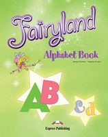 FAIRYLAND  Alpabet Book