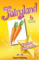 FAIRYLAND  PICTURE FLASHCARDS SET b
