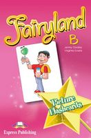 FAIRYLAND JUNIOR B PICTURE FLASHCARDS