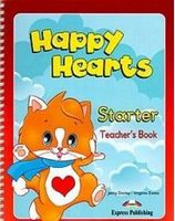 HAPPY HEARTS STARTER T'S BOOK
