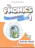 My PHONICS 1.THE ALPHABET ACTIVITY BOOK