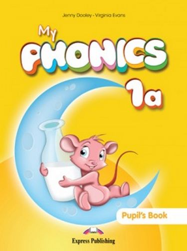 My+PHONICS+1a.+CD - фото 1