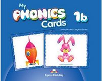 My PHONICS 1b. Cards