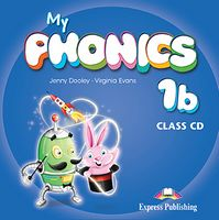 My PHONICS 1b. CD