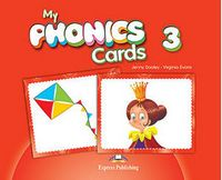 My PHONICS 3. Cards
