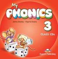 My PHONICS 3. CD ( of 2 )
