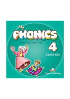 My PHONICS 4. CD ( of 2 )