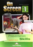 ON SCREEN 1 PRESENTATION SKILLS TEACHERS BOOK