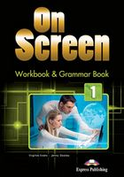 ON SCREEN 1 WORKBOOK AND GRAMMAR BOOK  (INTERNATIONAL)