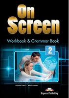 ON SCREEN 2 WORKBOOK AND GRAMMAR BOOK  (INTERNATIONAL)