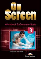 ON SCREEN 3 WORKBOOK AND GRAMMAR BOOK  (INTERNATIONAL)