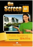 ON SCREEN B1 PUBLIC SPEAKING SKILLS  TEACHERS BOOK