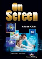 ON SCREEN B2  CLASS CD's (SET OF 3)