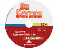 ON SCREEN B2 + TEACHER'S RESOURCE PACK & TESTS CD-ROM  OLD