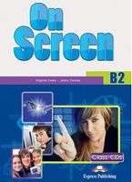 ON SCREEN B2 CLASS CD's (SET OF 3) INTERNATIONAL  OLD