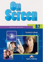 ON SCREEN B2 STUDENT'S BOOK (INTERNATIONAL)  OLD