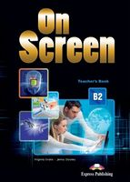 ON SCREEN B2 TEACHER'S BOOK REVISED(WITH WRITING BOOK&KEY)
