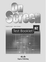 ON SCREEN B2 TEST BOOKLET  OLD