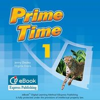 PRIME TIME 1  ieBook INTERNATIONAL
