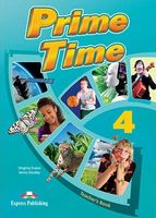 PRIME TIME 4 TEACHER'S BOOK (INTERNATIONAL)