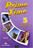 Prime Time 5 WB+Grammar