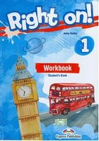 RIGHT ON! 1 WORKBOOK STUDENT'S BOOK (WITH DIGIBOOK APP) (INTERNATIONAL)