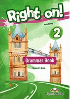 RIGHT ON! 2 GRAMMAR STUDENT'S BOOK WITH DIGIBOOK APP
