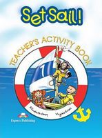 SET SAIL 1 T'S ACTIVITY BOOK