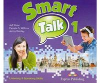 SMART TALK. Listening & Speaking Skills 1 CD ( of 2)