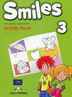 SMILEYS 3  ACTIVITY BOOK INTERNATIONAL
