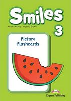 SMILEYS 3 PICTURE FLASHCARDS