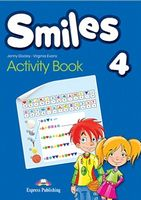 SMILEYS 4 ACTIVITY BOOK INTERNATIONAL