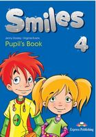 SMILEYS 4 PUPILS BOOK INTERNATIONAL