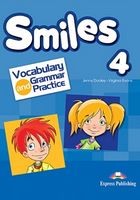 SMILEYS 4 VOCABULARY & GRAMMAR PRACTICE