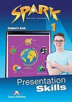 SPARK 1 PRESENTATION SKILLS STUDENT'S BOOK