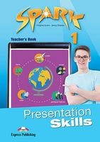 SPARK 1 PRESENTATION SKILLS TEACHER'S BOOK