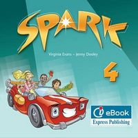SPARK 4 (MONSTERTRACKERS) ieBook