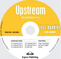 UPSTREAM BEGINNER Class Audio CD (set of 3)