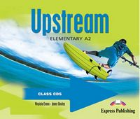 UPSTREAM ELEMENTARY (A2) Class Audio CD (set of 3)