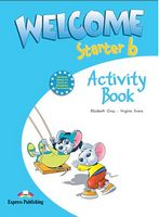 WELCOME STARTER b ACTIVITY