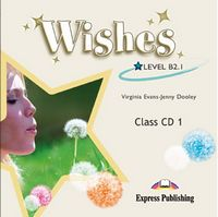 WISHES b2 1 CLASS CDs (SET 5)