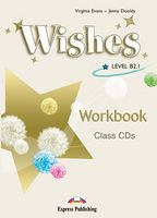 WISHES B2.1 WORKBOOK CLASS CD (SET 4)